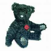 peluche ours teddy bear crystaedition bruite hermann teddy origina40cm 12336 1