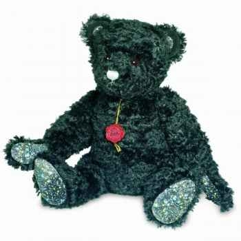 "Peluche Ours Teddy Bear ""crystal edition\"" bruité Hermann Teddy original 52cm 12352 1"