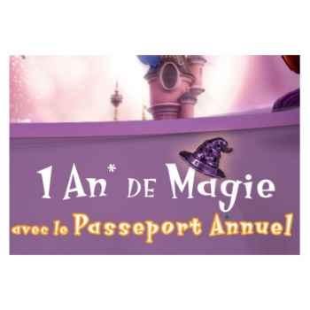 Disneyland Resort Paris - Pass-Enfant Annuel