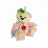 peluche ours jenny hermann teddy originaminiature 13cm 15093 0