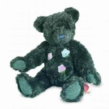Peluche Ours rose avec éléments swarovski Hermann Teddy original 35cm 12328 6