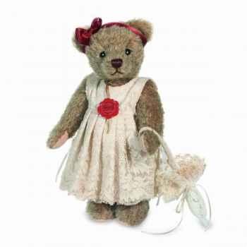 Peluche Ours Teddy bear antonia Hermann Teddy original 26cm 17527 8