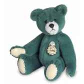 peluche ours teddy vert hermann teddy originaminiature 6cm 15365 8