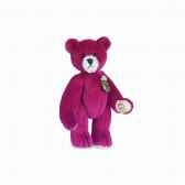 peluche ours teddy rouge hermann teddy originaminiature 6cm 15394 8