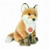 peluche renard hermann teddy collection 26cm 90327 7