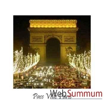 Pass Paris - Restaurant-Beauté-Service-Loisirs - valeur 1250 €