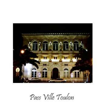 Pass Toulon- Restaurant-Beauté-Service-Loisirs - valeur 1250 €