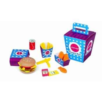 Burger box Janod J06526