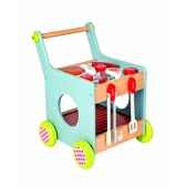 chariot barbecue janod j06523