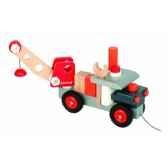 camion grue janod j06509
