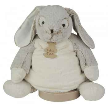 Peluche lapin z\'animoos 60 cm histoire d\'ours 2087