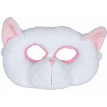 Peluche masque chat histoire d\'ours 2101