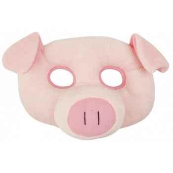Peluche masque cochon histoire d\'ours 2103