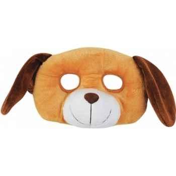 Peluche masque chien histoire d\'ours 2104
