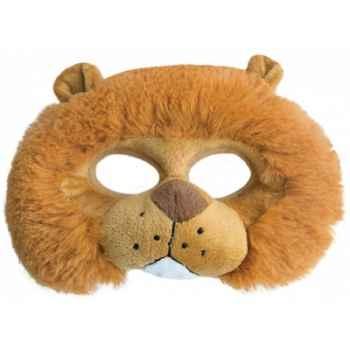 Peluche masque lion histoire d\'ours 2109