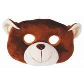 peluche masque ours histoire d ours 2110