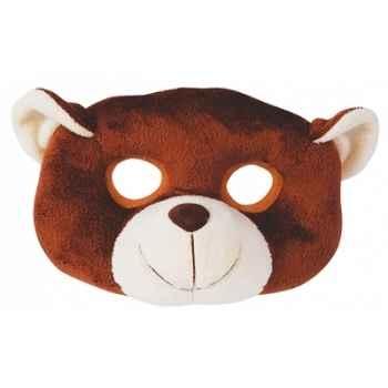 Peluche masque ours histoire d\'ours 2110