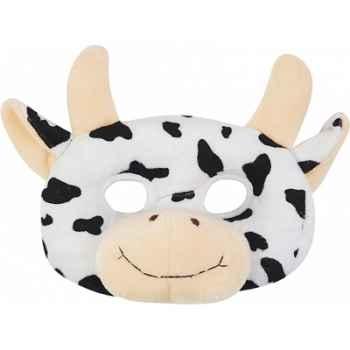 Peluche masque vache histoire d\'ours 2111