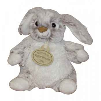 "Peluche les z\'animoos - lapin ""collection 1985\"" histoire d\'ours 2029"