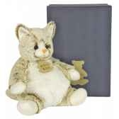 peluche les z animoos chat 23 cm histoire d ours 2031