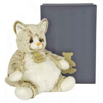 Peluche les z\'animoos - chat 23 cm histoire d\'ours 2031