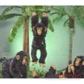 automate chimpanze se balancant automate decoration noe284