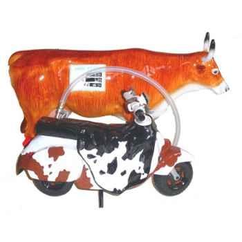 Cow Parade - Milan 2007 - Artiste Brigitta Latis - Mucca Urbana - 46435