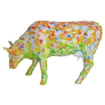 Cow Parade - Milan 2007 - Artiste Nicoletta Veronesi - Precious Cow - 46436