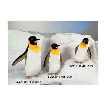 Automate - pingouin moyen Automate Décoration Noël 323