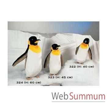 Automate - grand pingouin Automate Décoration Noël 324