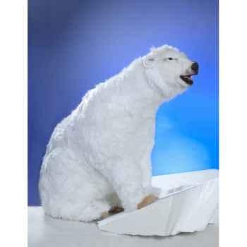 Automate - ours polaire Automate Décoration Noël 329