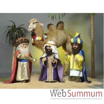 Automate - chameau Automate Décoration Noël 339