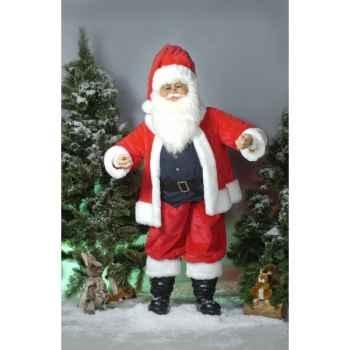 Automate - père noël dansant Automate Décoration Noël 500