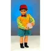 automate garcon aux bonbons automate decoration noe626