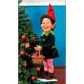 automate elfe debout automate decoration noe681