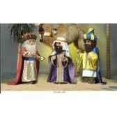 automate roi mage portant un turban automate decoration noe693