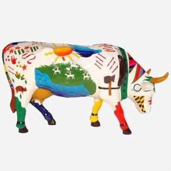 Cow Parade - Harrisburg 2004 - Artiste Amanda Gross - Geronimoo - 41518