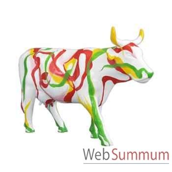 Cow Parade -Lissabon 2006, Artiste Mariana Centeno - Portucale-46409