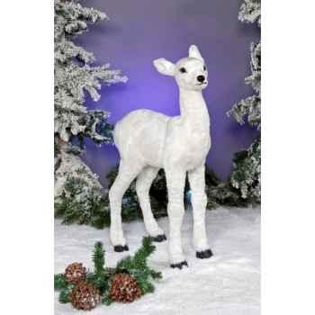 Automate - faon blanc Automate Décoration Noël 812