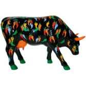 cow parade boston 2006 artiste christiane corcelle lippeveld chillies con carne 46398
