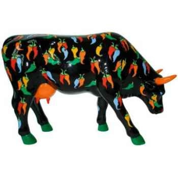 Cow Parade -Boston 2006, Artiste Christiane Corcelle-Lippeveld - Chillies con Carne-46398