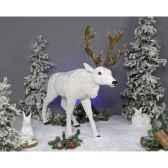 automate renne blanc automate decoration noe814