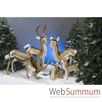 Automate - chevreuil Automate Décoration Noël 821
