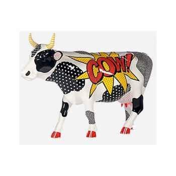 Cow Parade - Boston 2006 - Artiste Joanne Kaliontzis -  Cow! - 41517