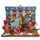 decor anime entrepot de jouets du pere noeautomate decoration noe155 k