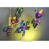 automate clown suspendu a une main automate decoration noe202 b