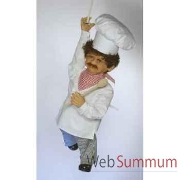 Automate - boulanger suspendu Automate Décoration Noël 204-C