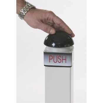 Automate - console de commande avec bouton et minuteur Automate Décoration Noël 2-T
