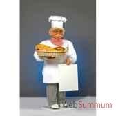 automate boulanger avec tableau et panier automate decoration noe410 b
