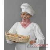 automate boulanger avec tableau et panier automate decoration noe411 b